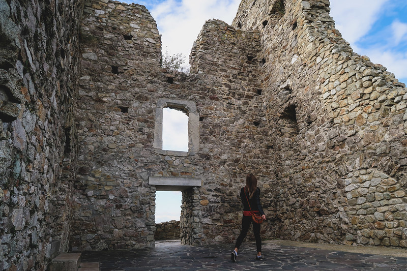 A half-day trip to Devin Castle