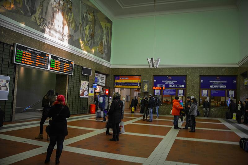 bratislava train station