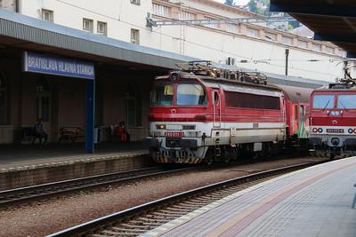 240 051 (91 56 6240 051-3 SK-ZSSK) at Bratislava Hlavna Stanica on 2nd July 2015 (1)