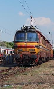 240 042 at Nove Zamky on 2nd July 2015