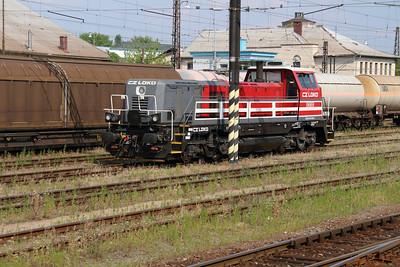 CZL, 744 001 (92 54 2744 001-9 CZ-CZL) at Nove Zamky on 2nd July 2015 (1)