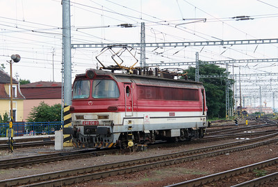 240 136 (91 56 6240 136-2 SK-ZSSK) at Bratislava Hlavna Stanica on 2nd July 2015 (1)