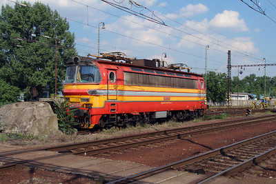 240 133 (91 56 6240 133-9 SK-ZSSK) at Nove Zamky on 2nd July 2015