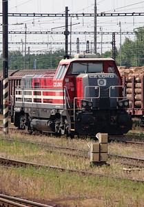 CZL, 744 001 (92 54 2744 001-9 CZ-CZL) at Nove Zamky on 2nd July 2015 (5)