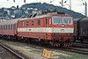 ZSSK 263-008 leaves Bratislava HS on 21 September 2005