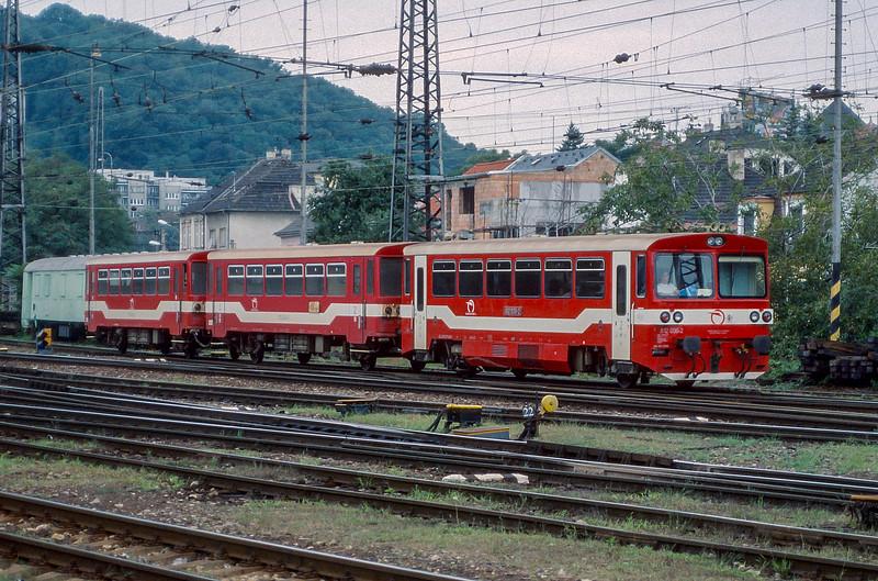 ZSSK 812-036 Bratislava Hlavni Stanica 21 September 2005