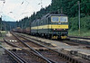 Running through Vychodna on 27 June 2008 are 'double Skoda' ZS Cargo 131.089 and 131.090