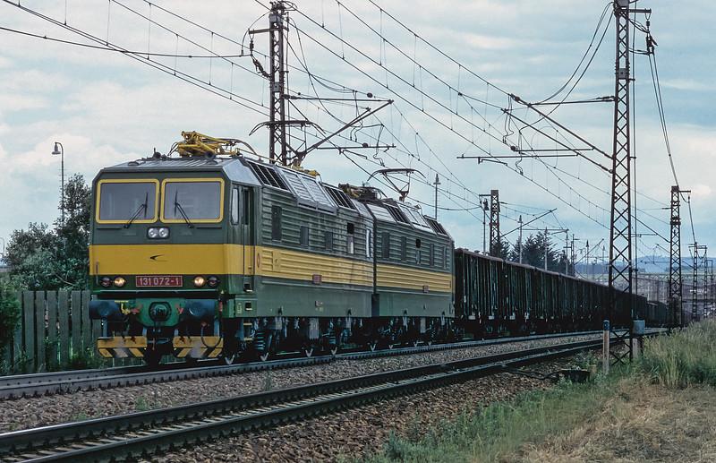 ZS 131-072 + 131-071 Poprad-Tatry 29 June 2008