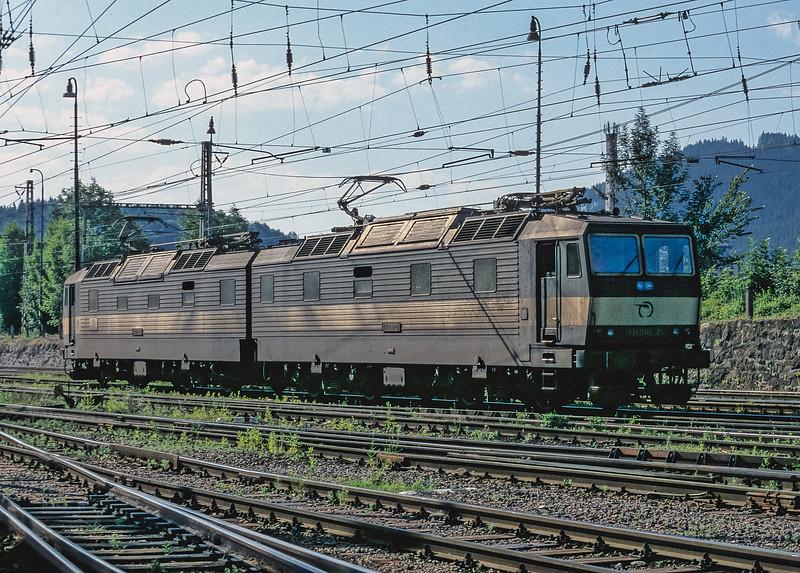 ZS 131-096 + 131-095 Zilina 1 July 2008