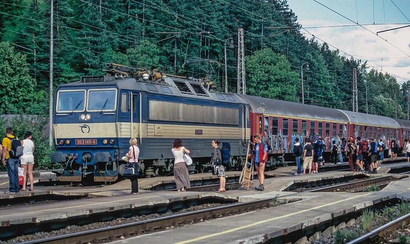 ZS 363-145 Ruzomberok 29 June 2008