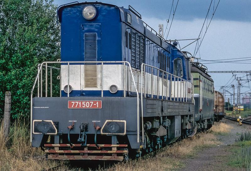 SZDS 771-507 Haniska Pri Kosiciac 30 June 2008