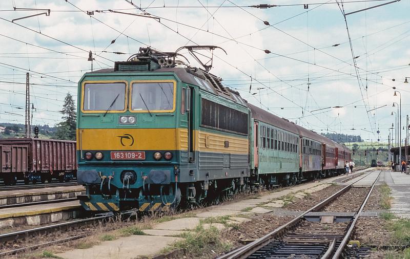 ZS 163-109 Spisska Nova Ves 29 June 2008