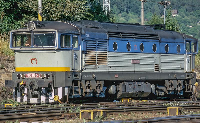 ZS 750-094 Zilina 1 July 2008