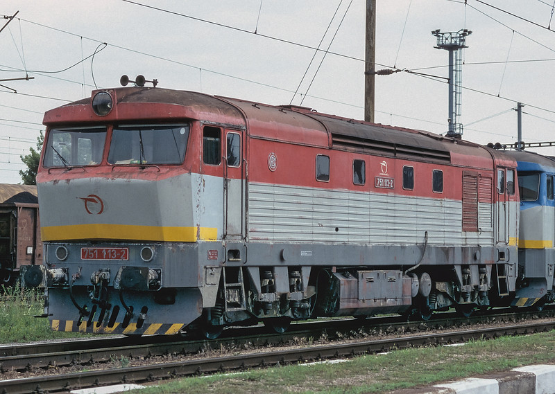 ZS 751-113 Haniska Pri Kosiciac 30 June 2008