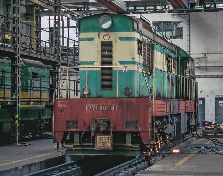 ZS 771-801 Haniska Pri Kosiciac 30 June 2008