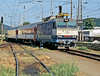 ZS 350.006 runs into Zilina on 28 June 2008 with train IC501 from Bratislava to Kosice