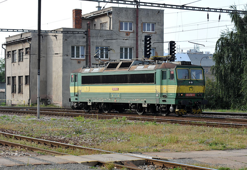 ZS 163-056 at Kosice on 28 September 2011