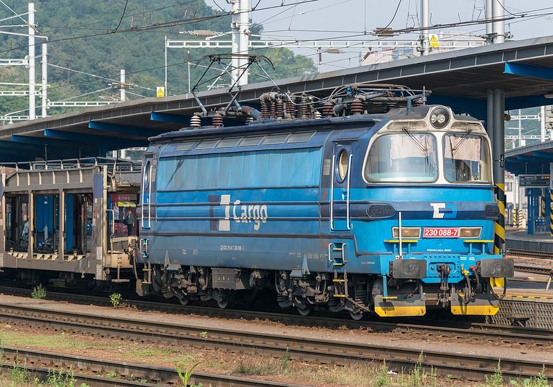 CD Cargo 230-088 Bratislava Hlavni Stanica 4 September 2014