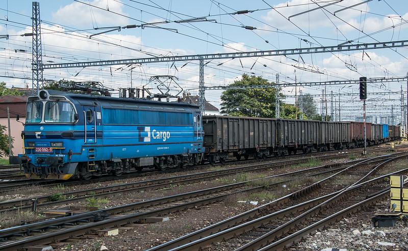CD Cargo 230-092 Bratislava Hlavni Stanica 28 August 2014