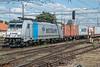 Railpool 186-181 Bratislava Hlavni Stanica 28 August 2014