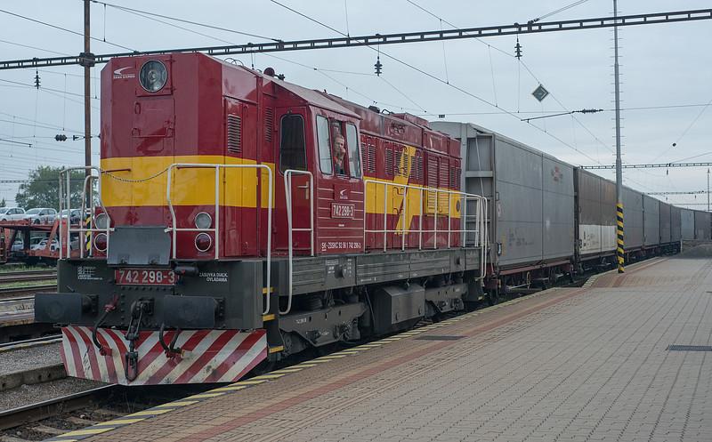 ZS 742-290 Devinska Nova Ves 30 August 2014