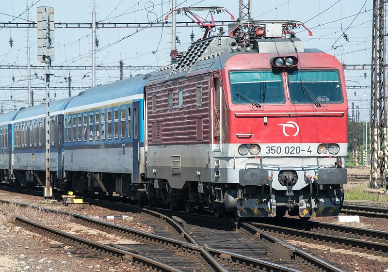 ZS 350-020 Novy Zamky 28 August 2014