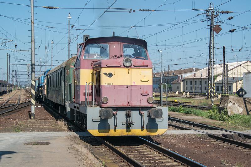 ZSR 710-606 Novy Zamky 28 August 2014