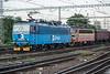 CD Cargo 363-003 + 230-018 Bratislava Hlavni Stanica 28 August 2014