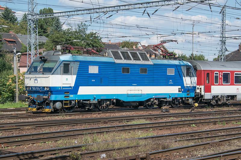 ZS 350-014 Bratislava Hlavni Stanica 28 August 2014