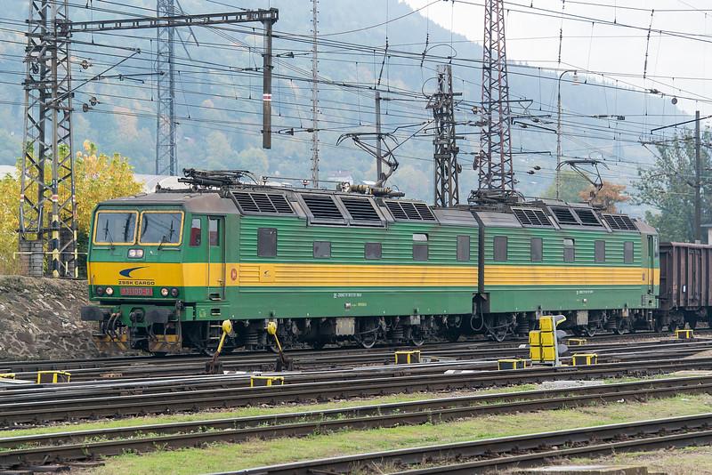 ZSSK Cargo 131-100 + 131-099  19 October 2015