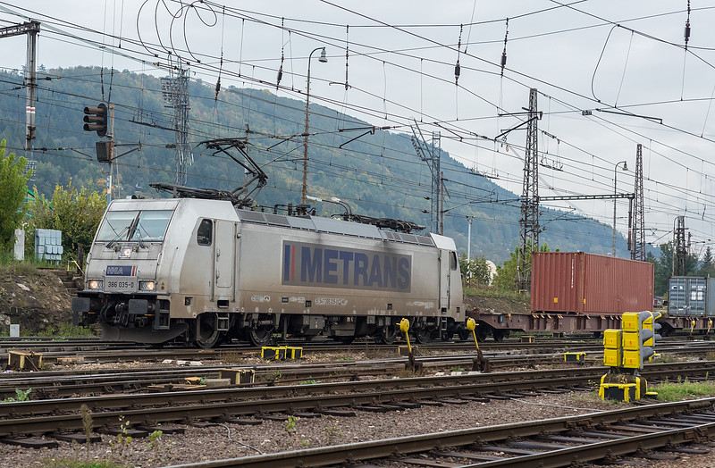 Metrans 386-035 Zilina 9 October 2019