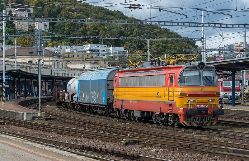 ZSSK 240-061 Bratislava 10 October 2019