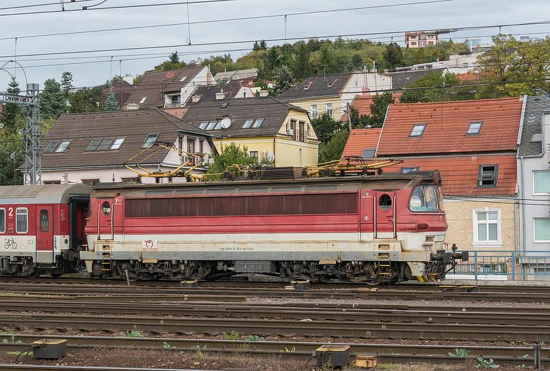 ZSSK 240-115 Bratislava 10 October 2019