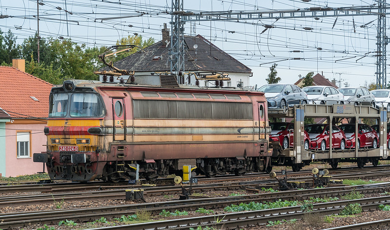 ZSSK 240-024 Bratislava 10 October 2019
