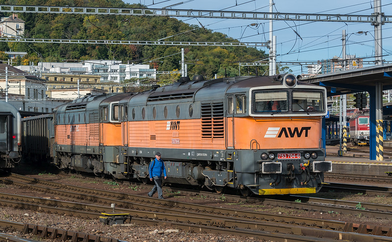 AWT 753-704 + 753-706 Bratislava 10 October 2019