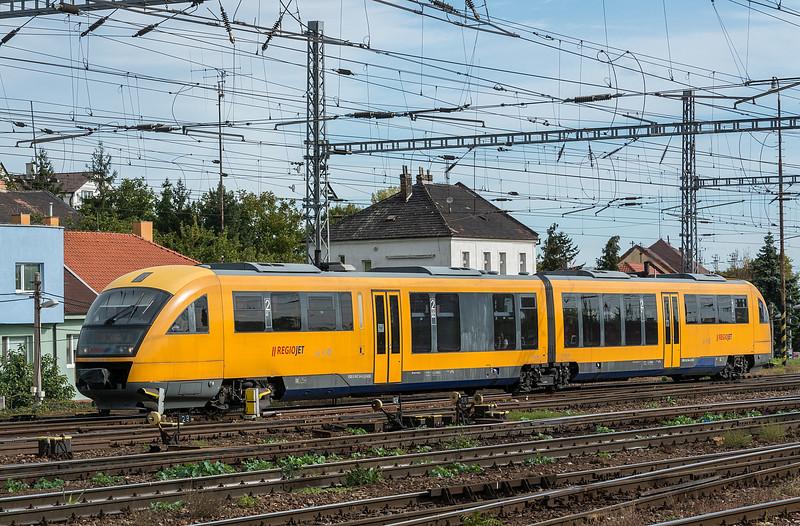 RegioJet 642-344 Bratislava 10 October 2019
