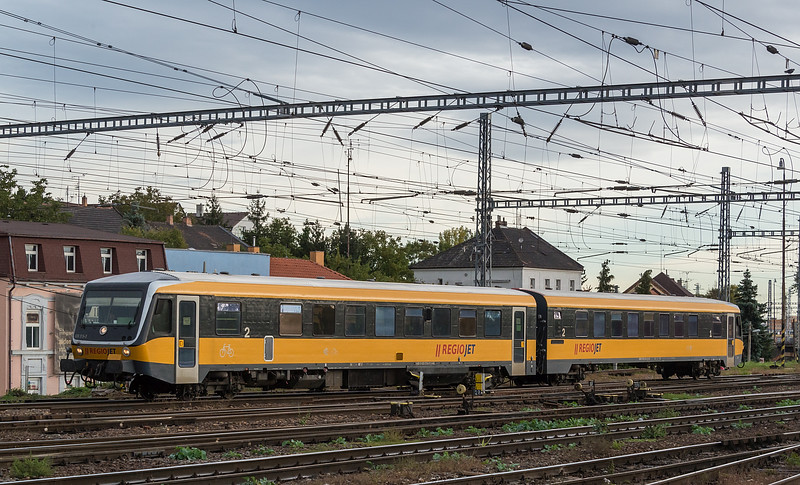 RegioJet 628-315 Bratislava 10 October 2019