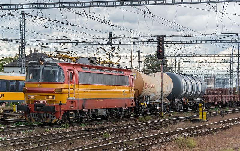 ZS 240-061 Bratislava H S 10 October 2019
