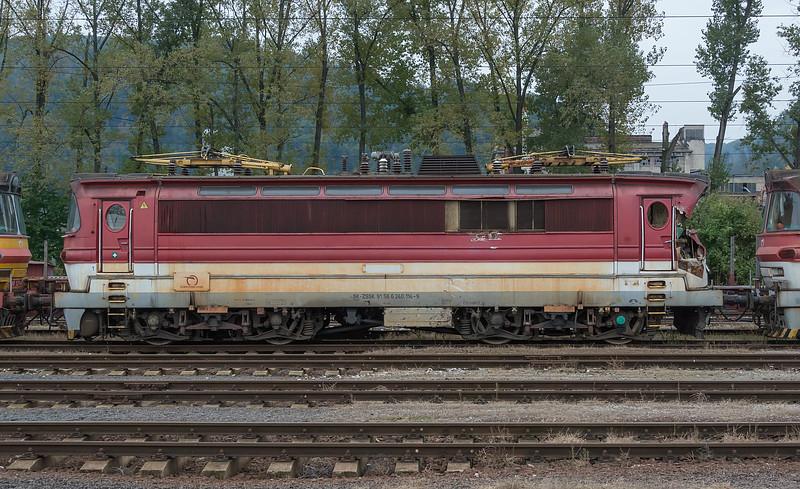 ZSSK 240-114 BanskaBystrica