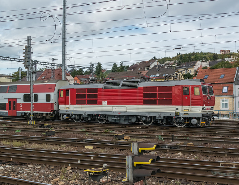 ZS 263-008 Bratislava H S 10 October 2019
