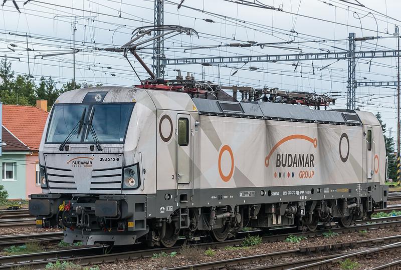 SPAP 383-212 Bratislava H S 10 October 2019
