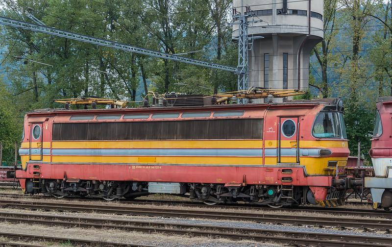 ZSSK 240-121 BanskaBystrica