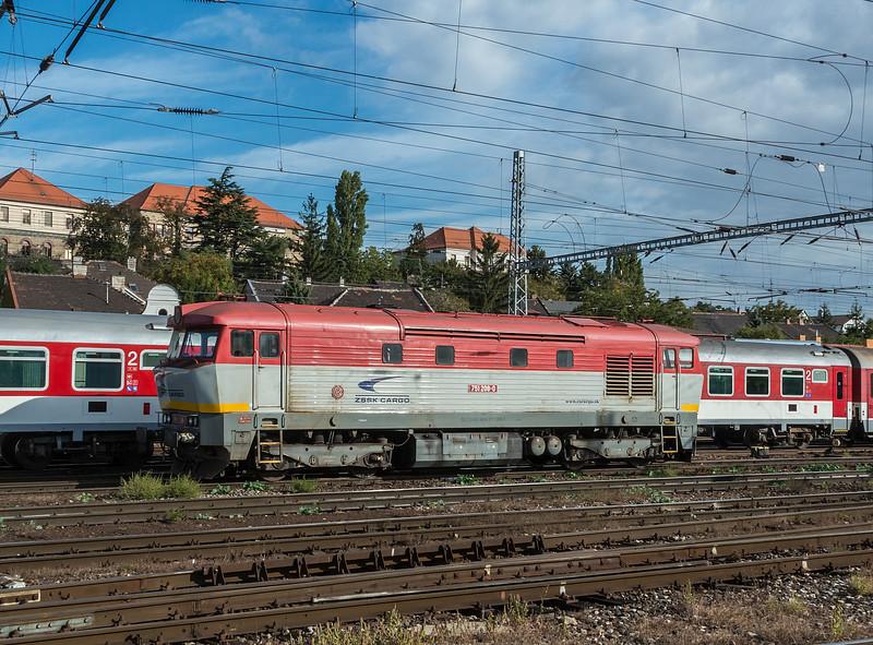 ZSSKC 751-208 Bratislava 10 October 2019