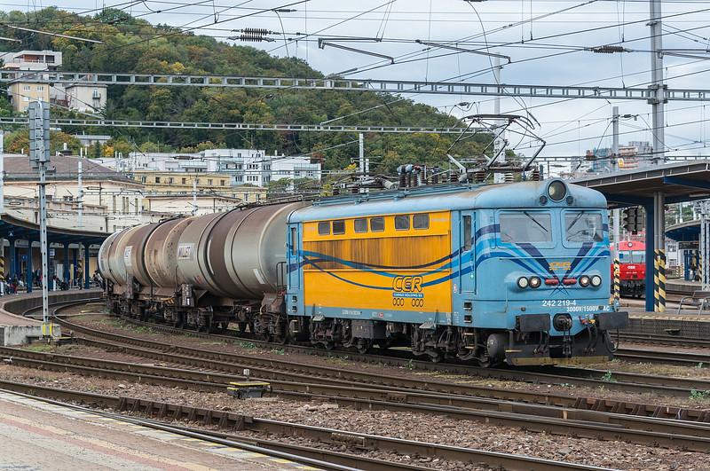 CER 242-219 Bratislava 10 October 2019
