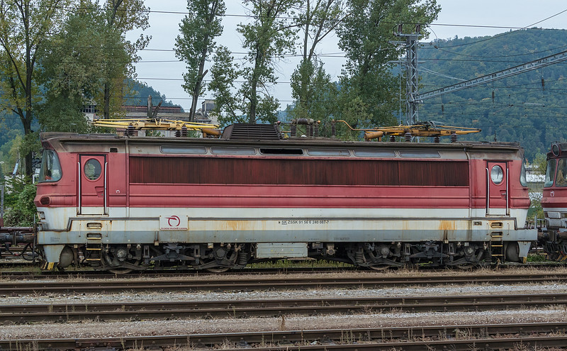 ZSSK 240-087 BanskaBystrica