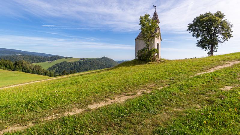 Fedigečova kapelica (in Zgornje Prebukovje)