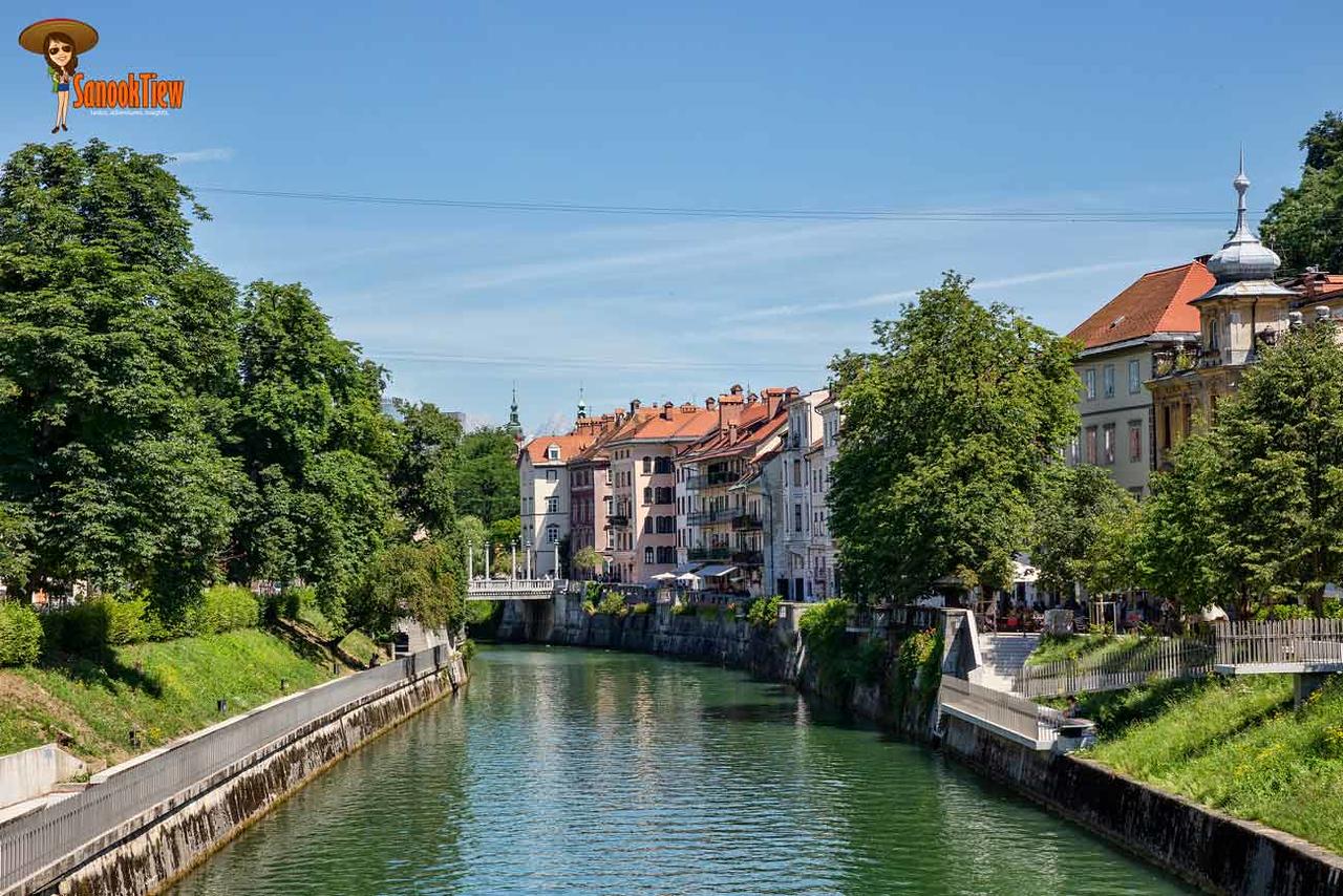 เที่ยว Lubljana ลูบลิยานา สโลวีเนีย Slovenia ยุโรป Europe ลูบลิยานา สโลวีเนีย Slovenia ยุโรป Europe