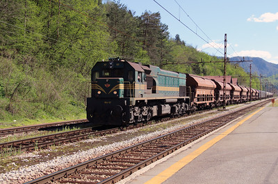 664 117 (92 79 2664 117-0) at Borovnica on 21st April 2015 (4)