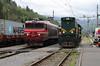 363 031 & 664 103 at Borovnica on 17th April 2015 (1)