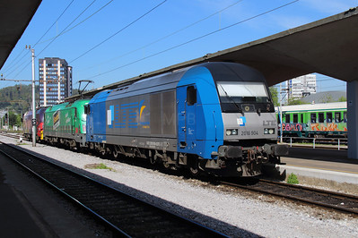 LTE, 2016 904 (92 81 2016 904-2 LTE) at Ljubljana on 22nd April 2015 (3)